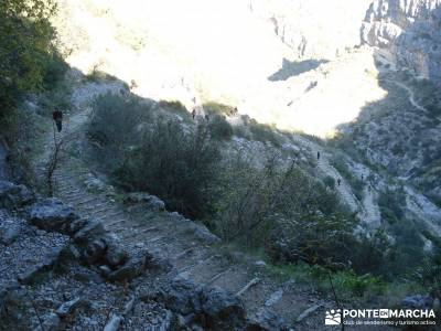 Parque Natural El Montgó y La Catedral del Senderismo;rutas senderismo cuenca rutas senderismo gps